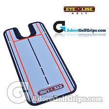 "Genuine eyeline golf-alignement miroir putting aid-small 11.75"" x 5.75"""