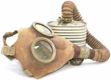 Masque à gaz type 99 de soldat japonais WW2 Japanese army gas mask type 99 WWII