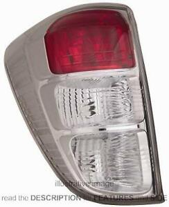Taillight Unit Daihatsu Terios From 2006 Right 81550-B4060 Crystal