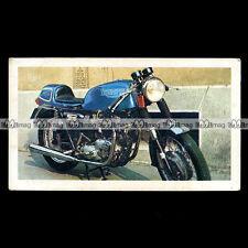 ★ TRIUMPH 650 SPECIAL ★ Moto Sprint Candy Gum Chromos Motorcycle Cards #52