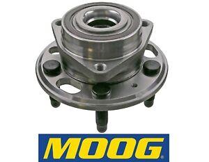 Wheel Bearing & Hub for 10-16 LACROSSE 14-17 IMPALA 10-17 EQUINOX-TERRAIN, MOOG