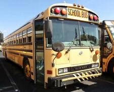 2007 Blue Bird 84-Passenger School Bus, CAT C7 7.2L Diesel Engine 195,587 Miles