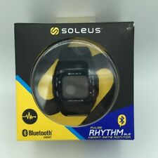 Soleus Pulse Rhythm BLE LED Heart Rate Monitor & Activity/Calorie Watch