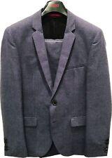 HUGO by Hugo Boss Men's Trim Fit Suit 36S 'Adris/Heibo' 100% Wool