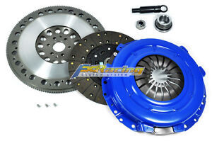 FX STAGE 1 HD CLUTCH KIT w/ 4140 CHROMOLY FLYWHEEL 96-04 FORD MUSTANG GT 6-BOLT