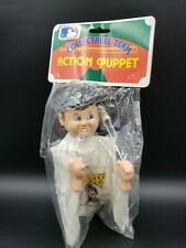 Vintage•Pittsburg Pirates•Skore•1989•MLB•Baseball Hand Puppet•Boxer/Fighter NEW!