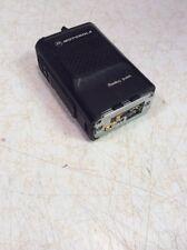 Motorola Radius P200 H44RFU7160BN Handheld Two-Way Radio UHF 438-470MHZ