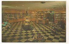 Hillcrest Liquore Store, Gift Shop, BINGHAMTON NY Vintage New York Postcard