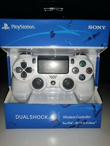 Glacier White Sony DualShock 4 PS4 Controller - Brand New