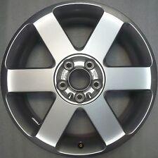 Audi A4 8E B6 B7 7,5x17 ET45 Alufelge 6 Arm Speichen 8E0601025J jante wheel rim
