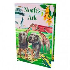 PERSONALISED Noahs Ark Childrens Story Book - Classic Bible Story - HARD BACK