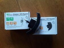 Wireless Wifi Repeater Mini Router WPS WLAN 300Mbit 802.11N/B Hotspot Verstärker