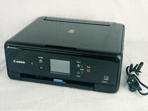 CANON PIXMA TS6120 Wireless All-in-One Multifunction Printer Scanner Copier