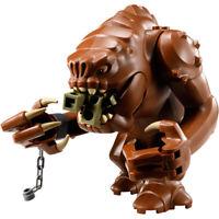 Star Wars Rancor Monster & Free Mini Figure Fit lego Han Solo Luke Skywalker