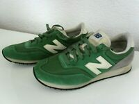 NEW BALANCE CHAUSSURE BASKET SNEAKERS SHOE SIZE 40,5 VERT USA CM620P GREEN