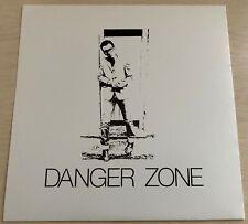 ELVIS COSTELLO Danger Zone (1983) LP No Label LIVE Rare