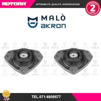 14745 2 Supporti ammortizzatore a molla ant.Fiat Multipla (MARCA-MALO')