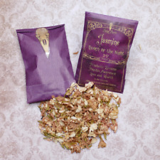 Jasmine flower herb apothecary, holistic, magical, witchcraft, soap, bath, tea