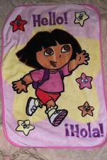 dora blanket 44x30 Throw Blanket