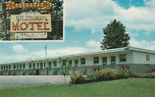 (Z)  Vernon, NY - Hillcrest Motel - Exterior and Grounds - Signage