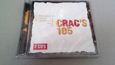 "CD ""CRAC'S 105"" 2CD 39 TRACKS NUEVO ELS PETS LAX'N'BUSTO SOPA DE CABRA GOSSOS"