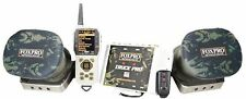 New FOXPRO Truck Pro Programmable Vehicle Mounted Game Call, Gray TP1