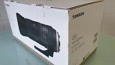 Objetivo Tamron SP 150-600 mm F/5-6.3 Di VC USD G2 para Canon, Negro