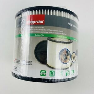 Shop-Vac 90304 Genuine Cartridge Filter Single Pack