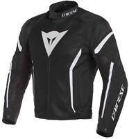 Dainese AIR CRONO 2 TEX respirant été pour Hommes Blouson moto textile
