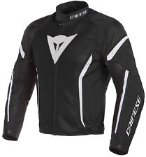 Dainese Air Crono 2 Tex Airy Men's Summer Fabric Motorcycle Jacket Safety