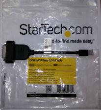 StarTech MDP2DVIS Adaptador Mini DisplayPort a DVI Activo