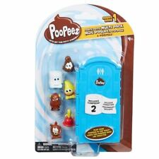 Poopeez Porta Potty MultiPack Collector Case & 6 Characters