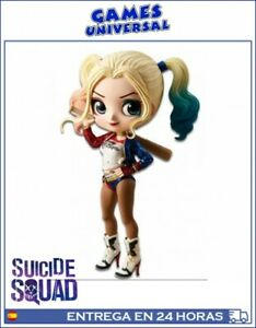 Harley Quinn 15cm Escuadron Suicida figura