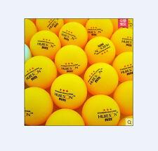 100pcs 3-Star 40mm Olympic Table Tennis Ball Pingpong Balls Orange free shipping