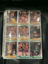 New listing 1992-93 Fleer Ultra Basketball Card Complete Set 1-375 Shaquille O'Neal Rookie