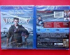 film blu ray disc 3D + 2D limited edition top gun tom cruise kelly mcgillis ryan