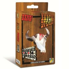 Bang! High Noon + a Fistful of Cards - Party Game, Espansione, Italiano