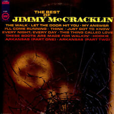 Jimmy McCracklin - The Best Of Jimmy McCrackli (Vinyl LP - 1967 - US - Original)