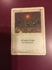 MAGIC THE GATHERING UNLIMITED ARMAGEDDON