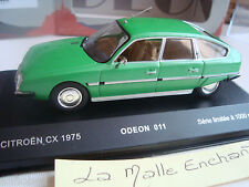 miniatura Citroën Cx 1975 Odeon 1/43 nueva serie limitada en caja vitrina