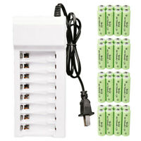 Lot AA Rechargeable Batteries NiCd 700mAh 1.2v Ni-Cd AA Battery Wholesales USA