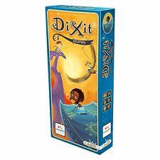 DIXIT 3 JOURNEY Espansione Gioco di Carte da Tavolo Tarocchi Disegni Quadri