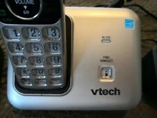 Vtech Cs6419 Dect 6.0 Cordless Phone with Caller Id, Expandable up to 5 Handsets