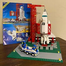 Vintage Lego Town 1682 Space Shuttle Complete w/ instructions circa 1990