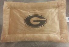 """University of GEORGIA Bulldogs NCAA Pet Dog pillow Dog bed 20x30"""" NEW"""