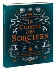 La Cuisine des sorciers Book 9782263145629 Solar Relié