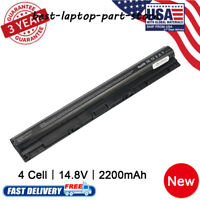 Battery For Dell Inspiron 14-3458 15-3558 3451 3458 3552 5755 Gxvj3 M5Y1K 33Wh