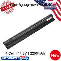 Lot Battery For Dell Inspiron 14-3458 3558 3451 3458 3552 5755 GXVJ3 M5Y1K HD4J0