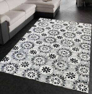 Tappeto design made in italy moderno cucina camera soggiorno bagno antiscivolo