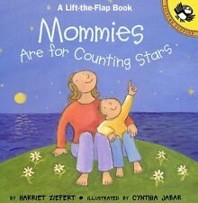 Mommies are for Counting Stars (Lift-the-Flap, Puffin) by Harriet Ziefert